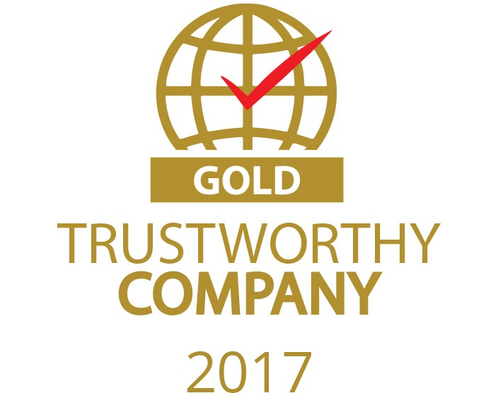 Trustworthy company 2017