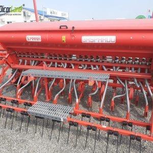 Semanatoare mecanica de plante paioase S.Maria 300/22 R, marca Maschio Gaspardo