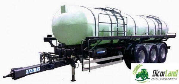 Cisterna BALKAN – Madara