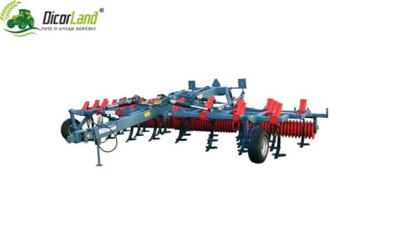 cultivator universal odisey 1