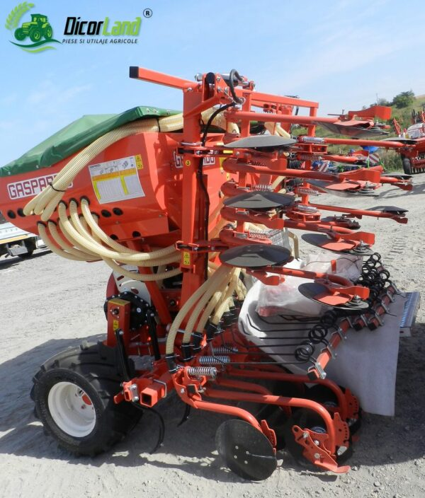 Semanatoare pneumatica pentru cereale PINTA SC GENIUS MASTER-Maschio Gaspardo