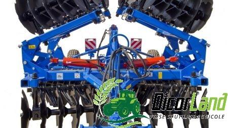 Grapa cu discuri GD 5.2 – Mecanica Ceahlau