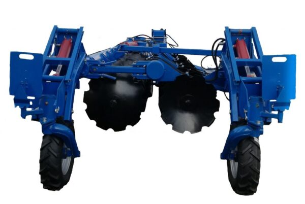 Grapa cu discuri GDG 421 – Mecanica Ceahlau