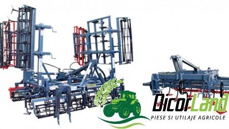 Cultivator transportat CLASSIC – Madara
