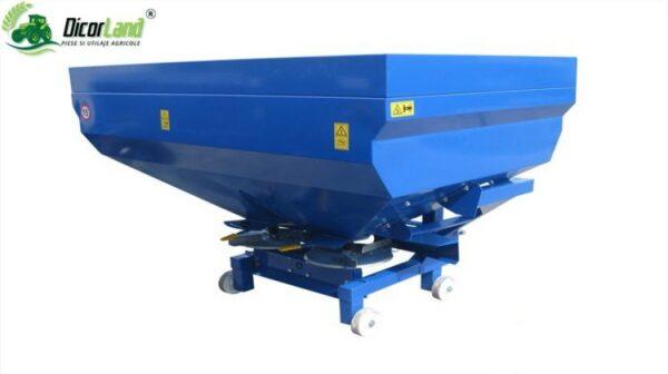 Masina de imprastiat ingrasaminte solide MIS 600 – Mecanica Ceahlau