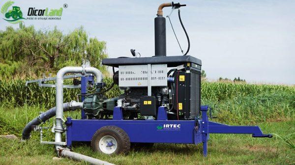 Motopompa J01C002, marca Irtec