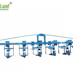 Prasitoare/Cultivatoare CSC 00B/7, pe 6 randuri – Mecanica Ceahlau