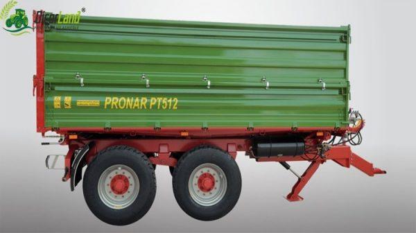 Remorca PT512 – Pronar