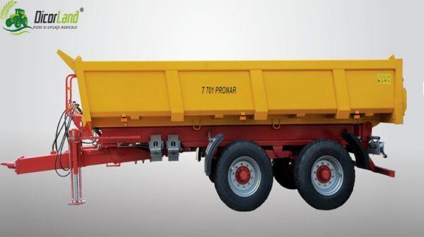 Remorca basculanta T701 – Pronar