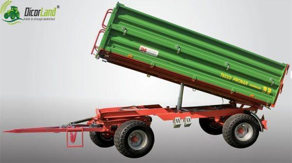 Remorca T653/2 – Pronar