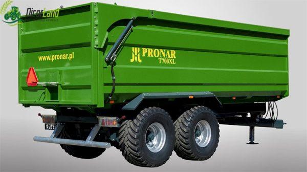 Remorca T700 XL – Pronar