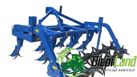 Scarificator HADES 5 – Mecanica Ceahlau