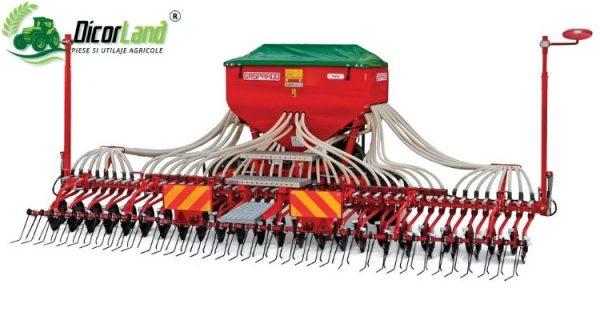Semănătoare pneumatică pentru cereale PINTA 500, cu monitor Multicheck – Maschio Gaspardo