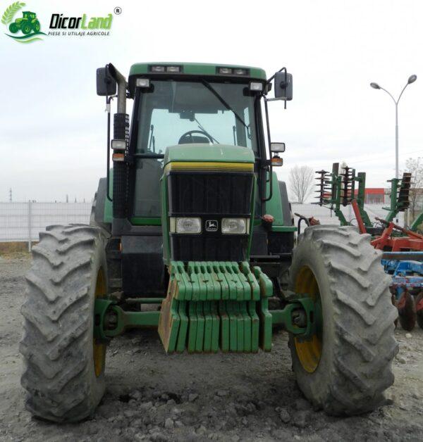 tractor john deere 7