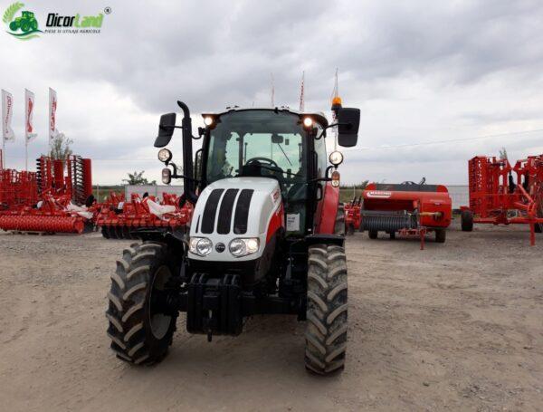Tractor Steyr Kompakt 4105 POWERSHUTTLE Comfort