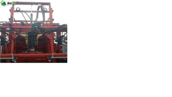 Met romanesc Tehnofavorit, capacitate bazin 2500 litri