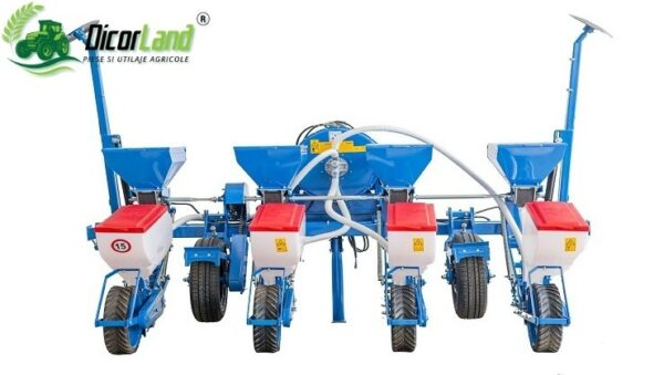 Semanatoare pentru plante prasitoare SPC 4DF – Mecanica Ceahlau