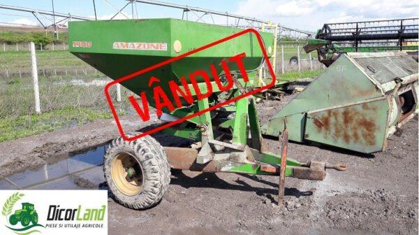 Masina de imprastiat amendamente marca Amazon 1400