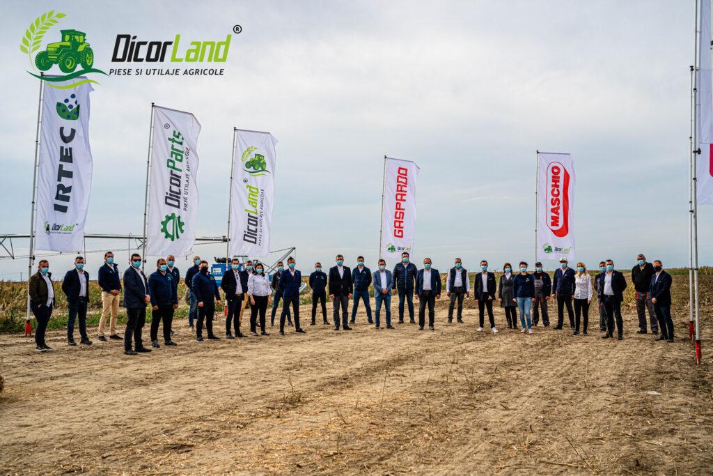 Dicor Land aduce noi produse în portofoliul de utilaje agricole
