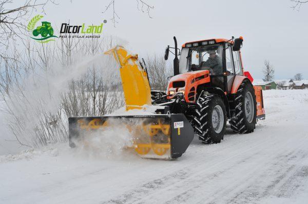 Suflanta (freza) de zăpadă OW 2.4 – PRONAR