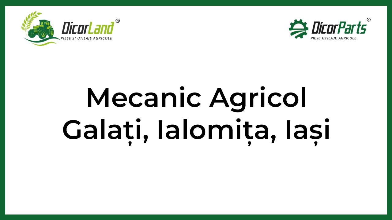 Mecanic agricol