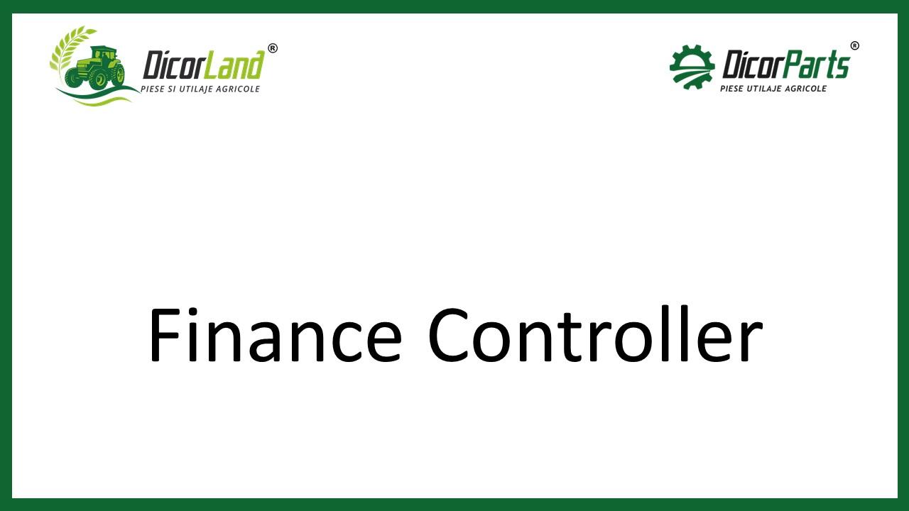 Finance controller