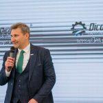 Dicor Land a inaugurat parcul de utilaje agricole de la Iași