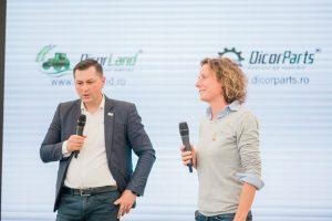 Fermierii din Moldova au o nouă filială Dicor Land