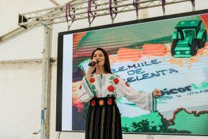Andreea Lupu - interpretă de muzică populară
