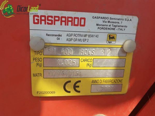 SEMANATOARE PINTA 400 – Maschio Gaspardo