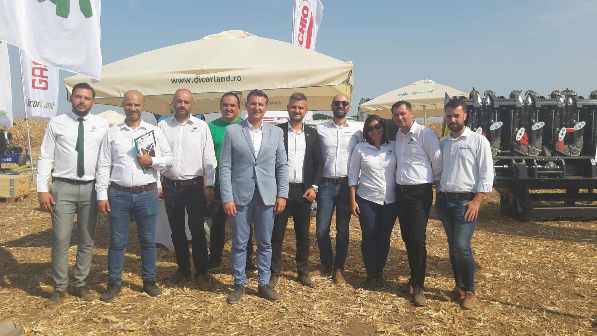 Dicor Land alături de fermieri la Ziua Porumbului